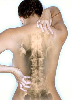 симптомы опухоли позвоночника