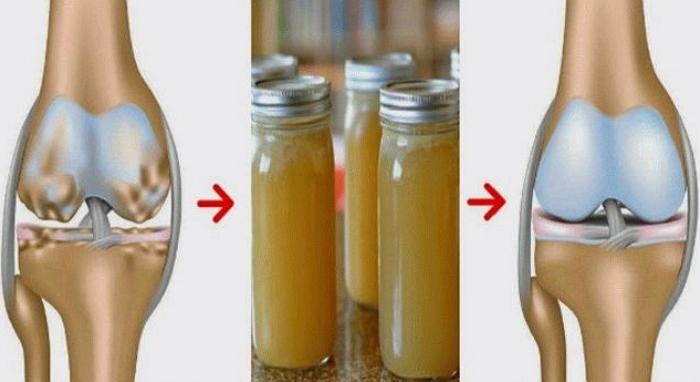 Рецепты с желатином для суставов