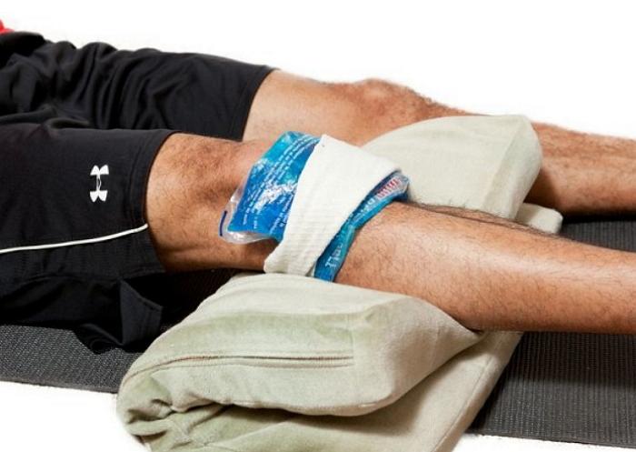 Что делать при травме сустава