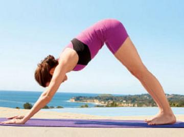 Йога при сколиозе (фото, видео)
