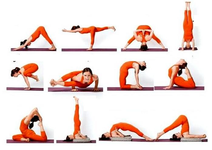 Йога для начинающих пошагово