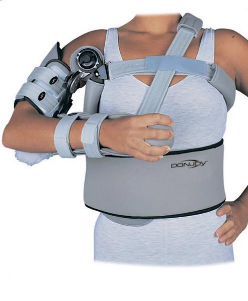 Бандаж на плечевой сустав и руку как надеть парафин на т б суставы ребёнку видео