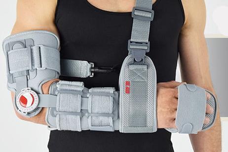 Ортопедический бандаж для локтевого сустава