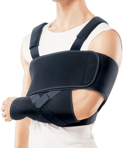 Плечо ортезы сильной фиксации бандажи слабой фиксации плечевого сустава используются куда обратиться если болит колено