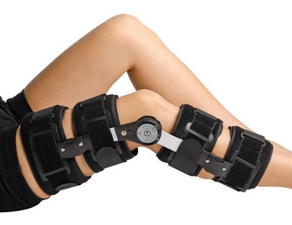 Ортез на коленный сустав виды материалы как выбрать и как правильно носить