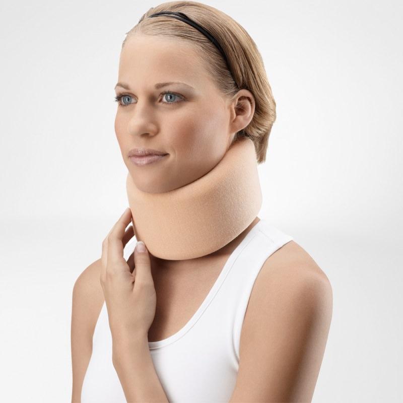 Как использовать воротник шанца при шейном остеохондрозе