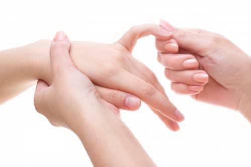 Посттравматический артрит пальца руки