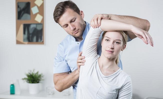 Постизометрическая релаксация плечелопаточный периартрит