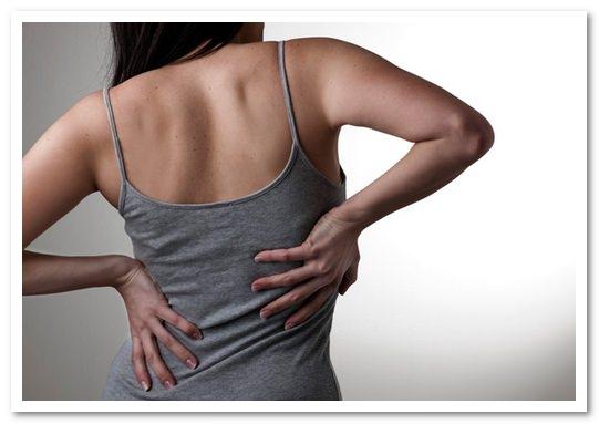 Что надо делать если у человека болит спина