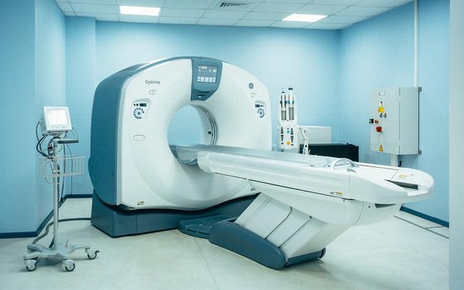 магнитно-ядерная резонансная томография