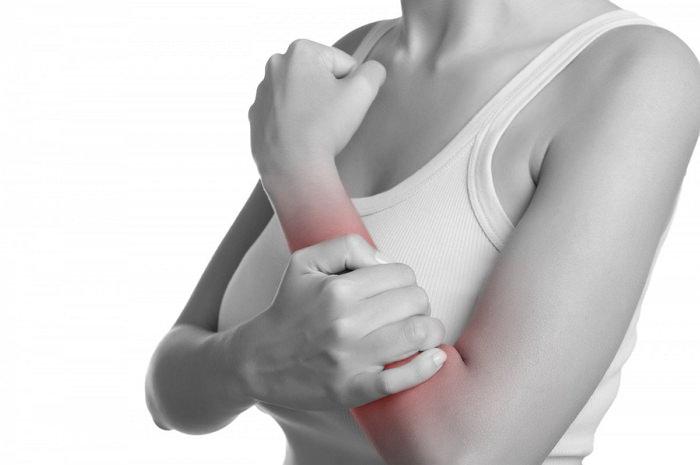 В суставах ломка диабет щелкают суставы внчс