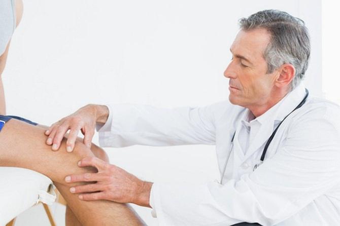 Боль в суставах какой врач лечит