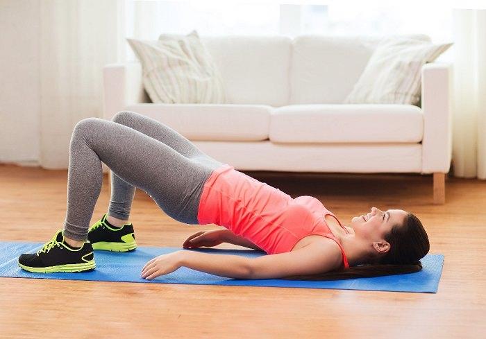 Упражнения для кровообращения в ногах