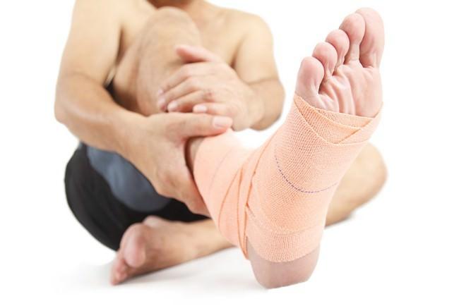 Вывих голеностопного сустава — Суставы