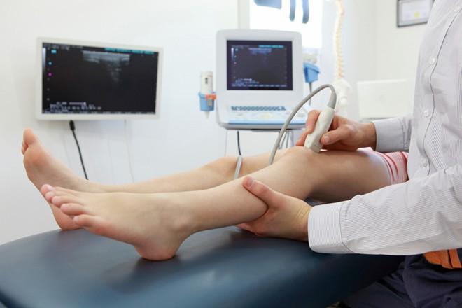 Узи коленного сустава при артрите что показывает